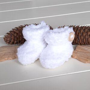 witte booties herfst