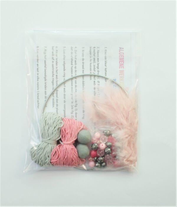 Creapakket roze dromenvanger