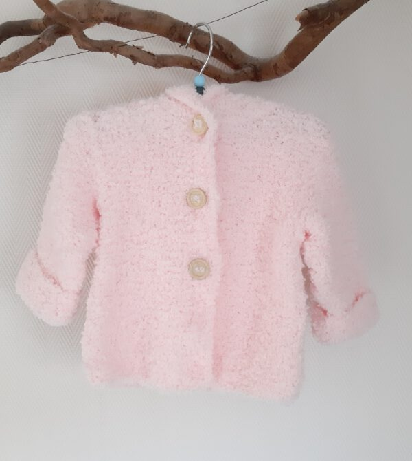 Roze babyjasje