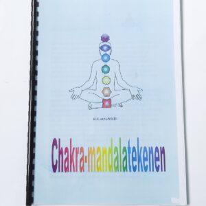 Werkboek chakra mandala tekenen
