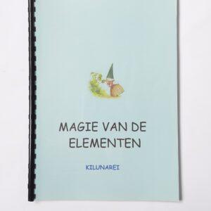Werkboek Magie van de Elementen