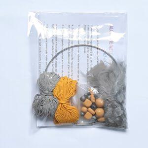okergele-grijs creapakket