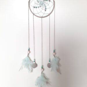 taupe-mintgroene dromenvanger